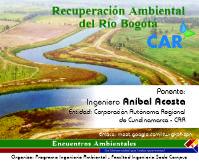Recuperación Ambiental del Río Bogotá