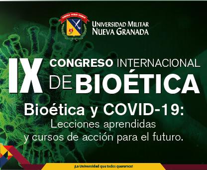 Inscripción propuestas IX Congreso de Bioética