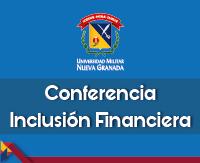 Conferencia Inclusión Financiera