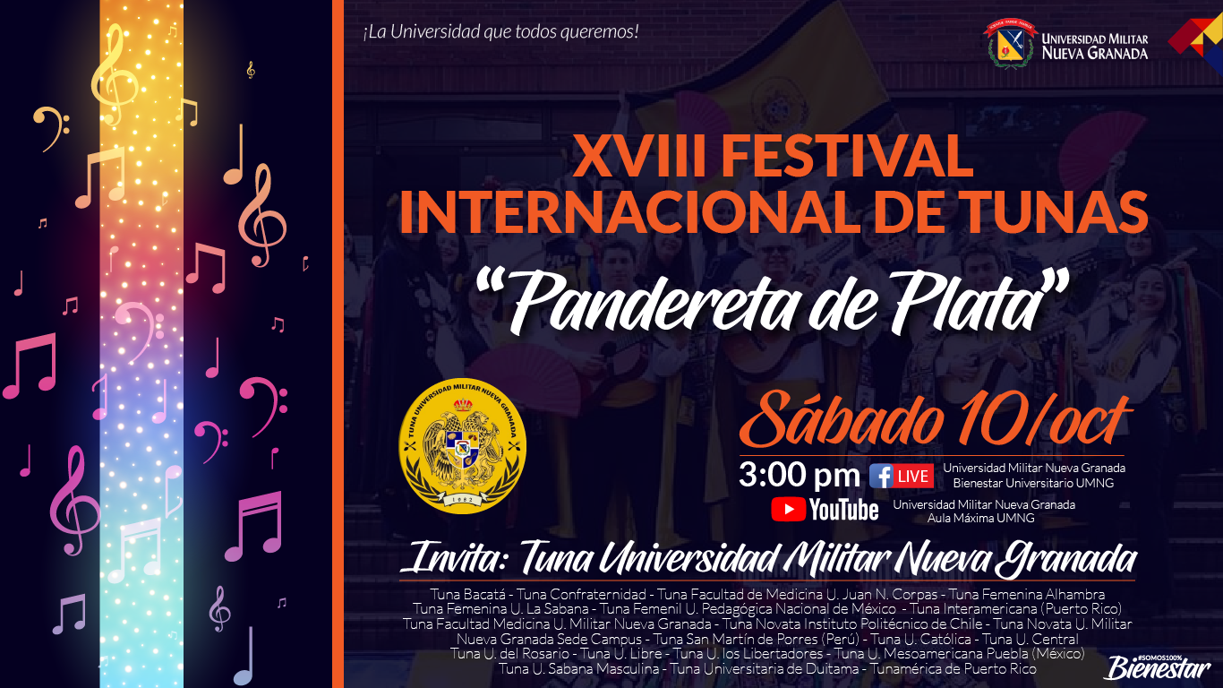 XVIII Festival Internacional de Tunas