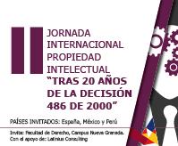Jornada Internacional de Propiedad Intelectual