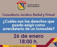 Consultorio Jurídico Radial