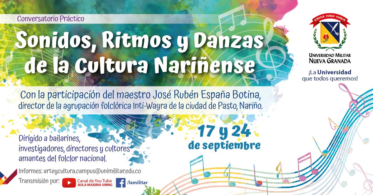 Sonidos, Ritmos y Danza de la Cultura Nariñense